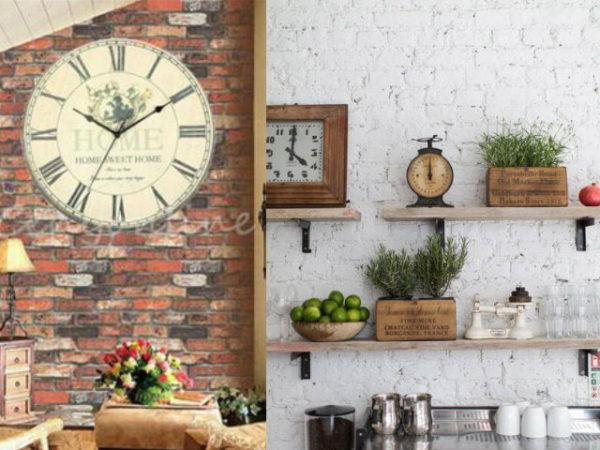 30-mejores-ideas-de-decoración-reloj-vintage