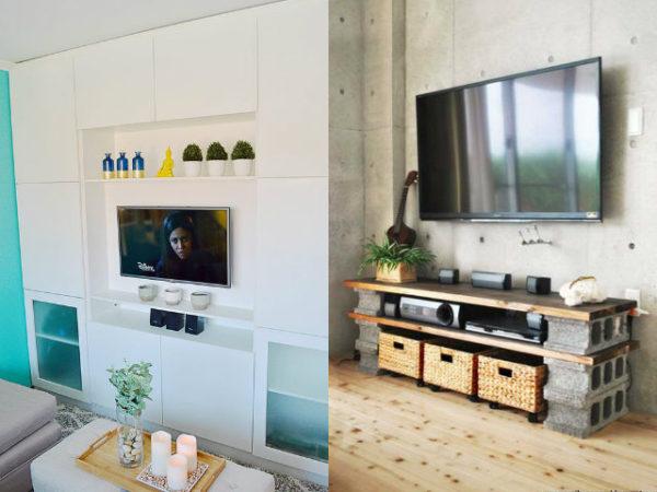 30-mejores-ideas-de-decoración-televisión