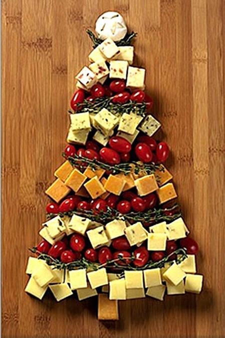 Recetas de navidad f ciles entradas - Primeros platos navidenos ...