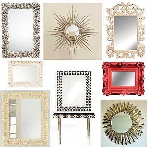 Decorar con espejos for Como decorar un espejo para la sala
