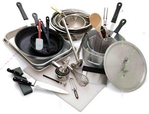 Equipo de cocina basico