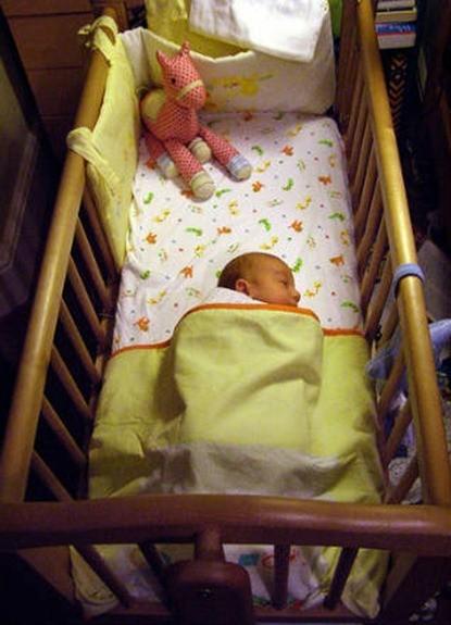 Cubre colchon para bebe - BlogHogar.com