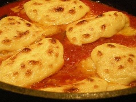 Recetas para queda bien | bacalao al horno con mayonesa y tomate