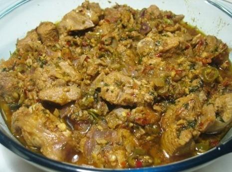 salsas carnes