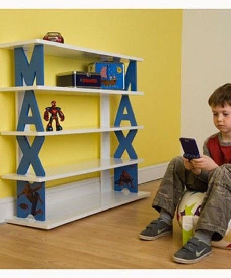 Estanter as infantiles para aprender a ordenar - Estantes para juguetes ...