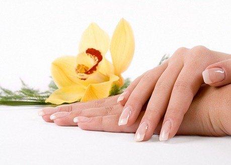 Crema manos y uñas casera