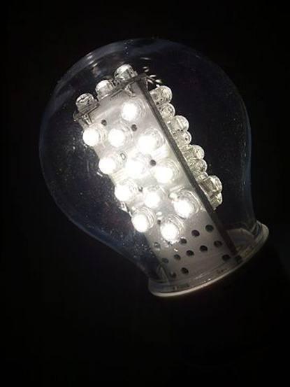 Luces LED, equivalencia