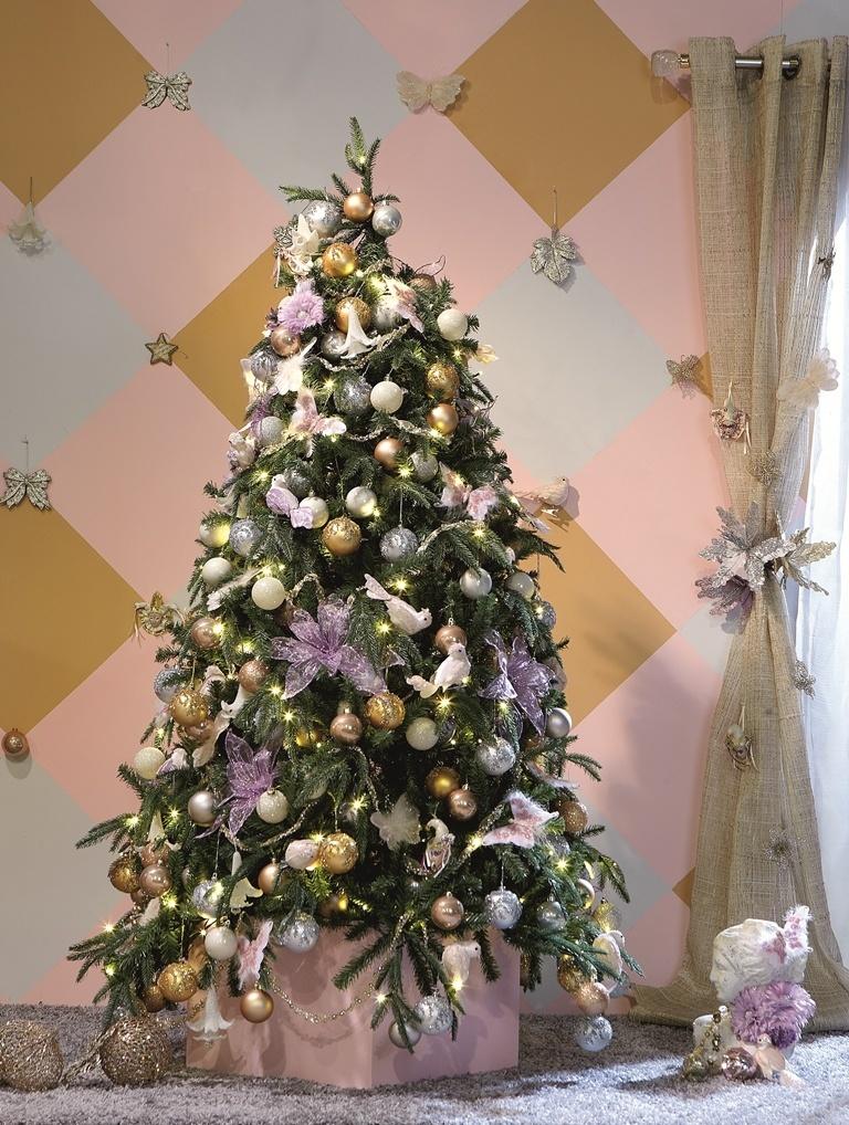5 rboles de navidad para decorar tu casa - Arboles navidad decoracion ...