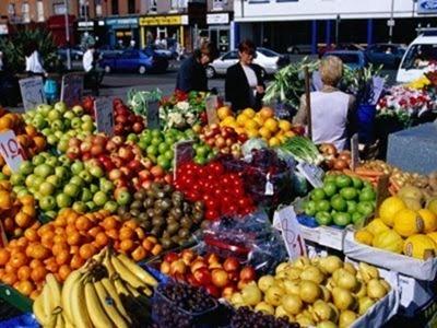 Calendario de frutas y verduras de temporada