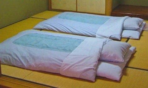 Colchones japoneses