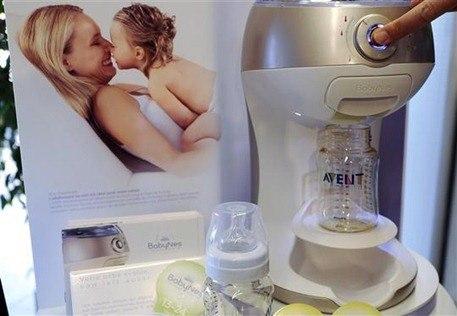 Babynes  la Nespresso de los biberones
