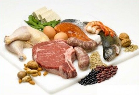Alimentos para subir el ánimo - ricos en triptófano