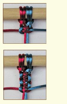 Como hacer pulseras de hilo paso a paso pdf