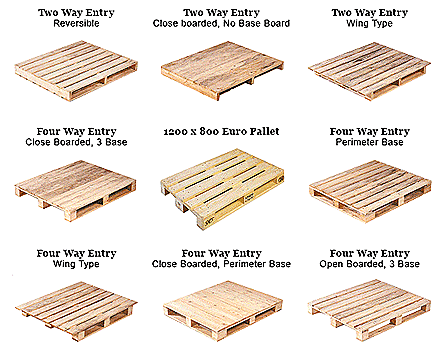 Cómo hacer manualidades con los palets