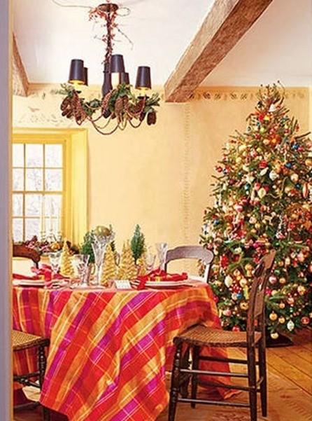 Arbol Navidad clásico3