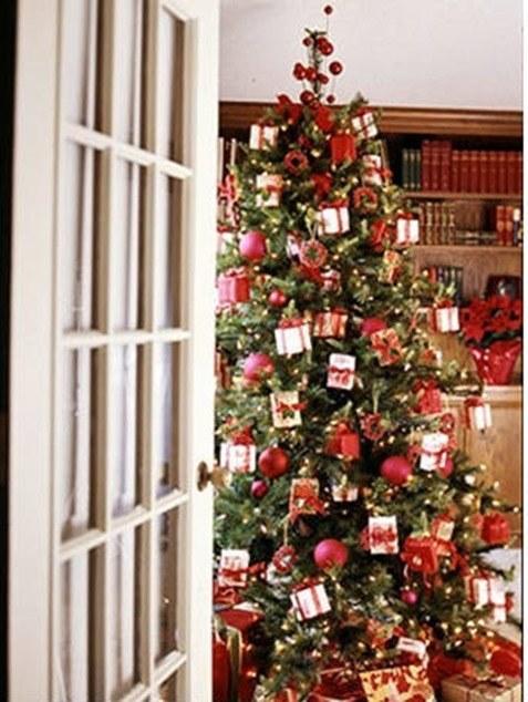 arbol navidad clsico