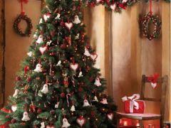 Árbol de Navidad clásico