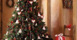 Árbol de Navidad clásico: origen y decoración