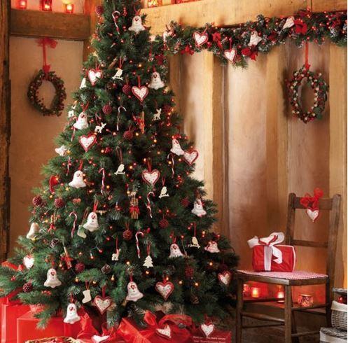Arbol Navidad clásico