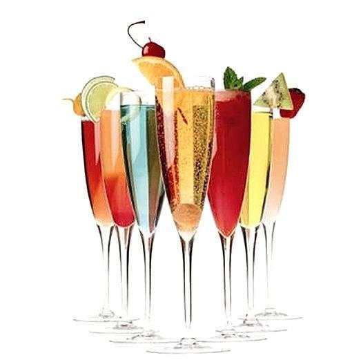 Cava cocktails