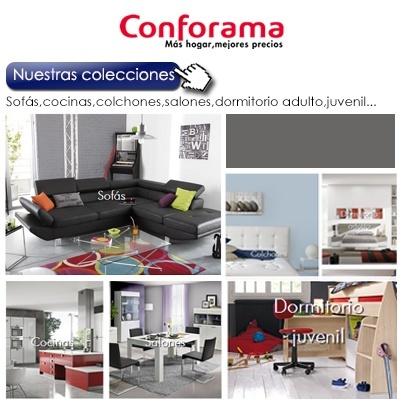 Dise os de cocina tienda online conforama for Muebles conforama madrid