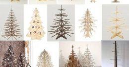 Decoración de Árboles de Navidad modernos