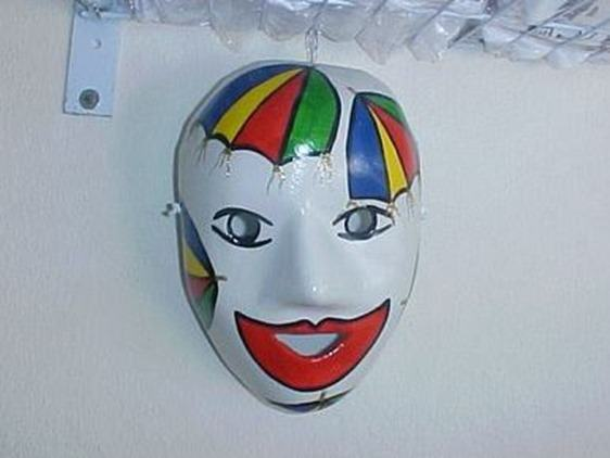 Cmo hacer mscaras de carnaval BlogHogarcom
