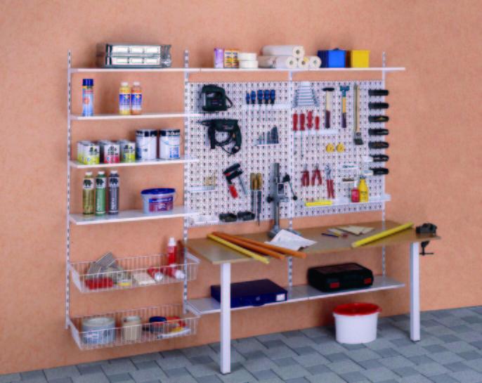Estanter as para el hogar leroy merlin - Como colocar estanterias ...