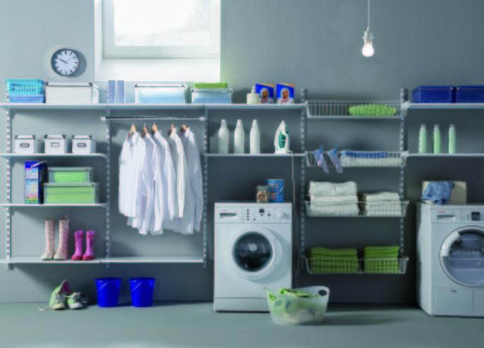 estanter a lavadora