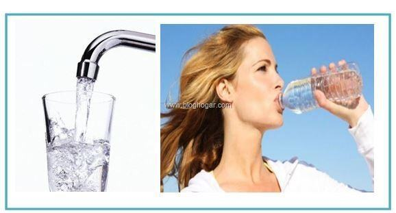 Beber agua embotellada o del grifo cual es mejor - Agua del grifo o embotellada ...