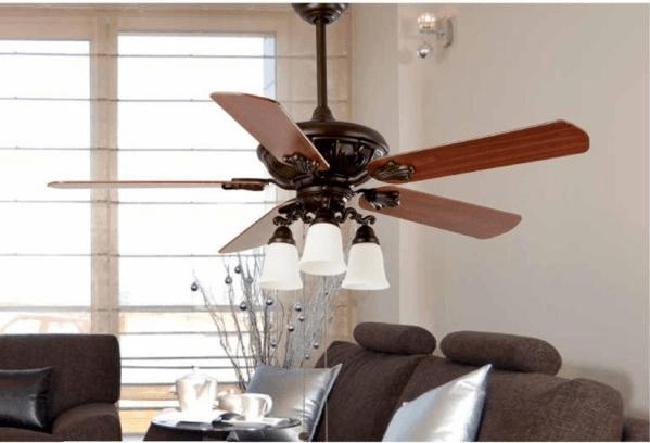 C mo elegir un ventilador de techo ventiladorestecho - Lamparas con ventilador ...