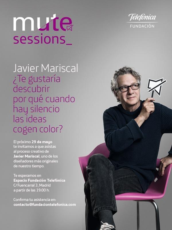 Invitacion MUTE Session Mariscal - 29mayo14