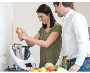 Thermomix vs Taurus Mycook