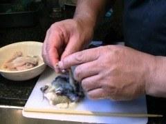 ¿Cómo limpiar y preparar los calamares?