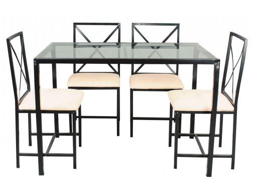 Mesas y sillas cocina conforama for Diseno de cocina online
