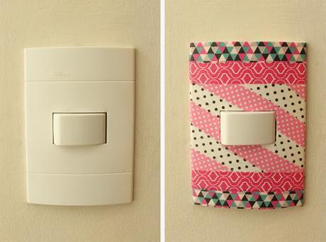 C mo decorar mi casa - Decorar con washi tape ...