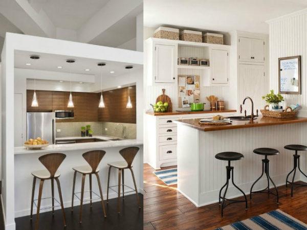 Las 20 mejores ideas de cocinas americanas for Cocina americana pequena moderna