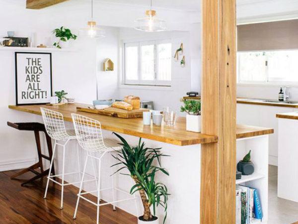 las 20 mejores ideas de cocinas americanas On cocina americana de madera
