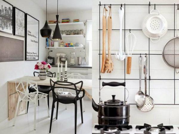 30-mejores-ideas-de-decoración-cocinas-blanco-y-negro