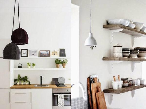 30-mejores-ideas-de-decoración-cocinas-estanterias