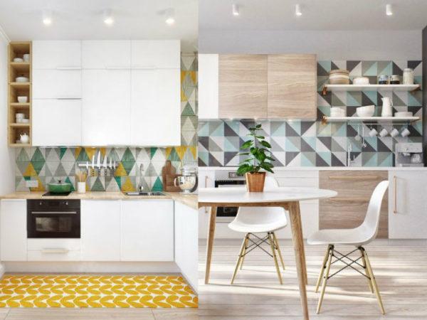 Las 30 mejores ideas para decorar tu cocina blanca - Ideas decoracion cocinas ...