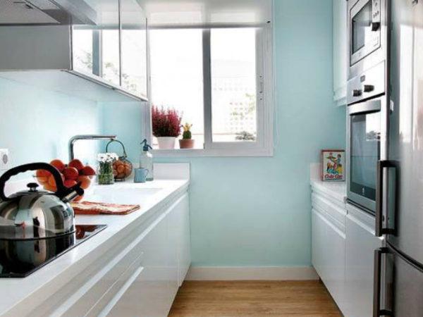 30-mejores-ideas-de-decoración-cocinas-pintar-pared