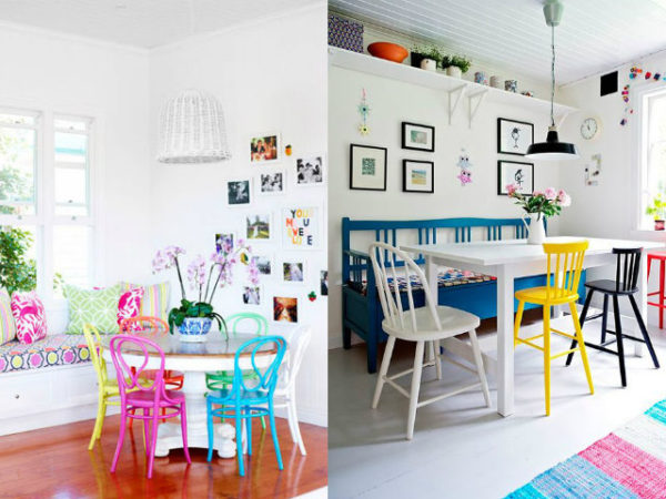 Las 30 mejores ideas para decorar tu cocina blanca for Idea de cocina de color topo
