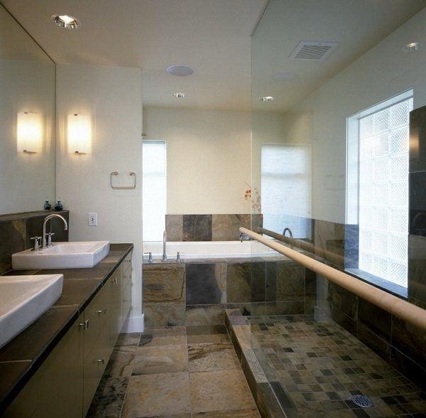 M s de 80 fotos de ba os modernos - Banos con duchas fotos ...