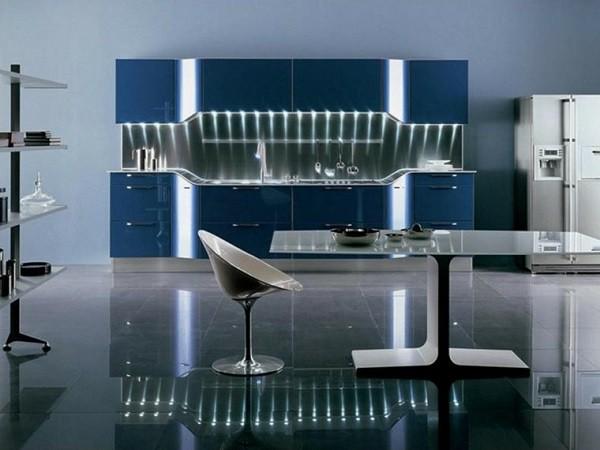diseno-cocina-futurista-azul