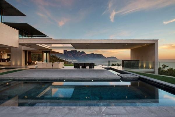 Más de 50 fotos con las mejores fachadas de casas modernas ...