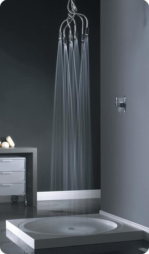 50 fotos de ba os peque os modernos con ducha 2016 ideas for Aseo con ducha pequeno