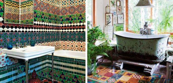 + de 50 Fotos de Baños Pequeños Modernos con ducha 2017