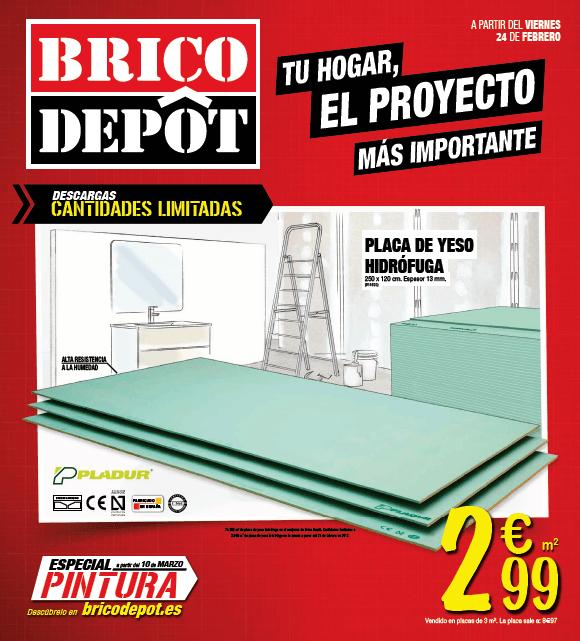 Cat logo brico depot mayo 2018 for Catalogo brico