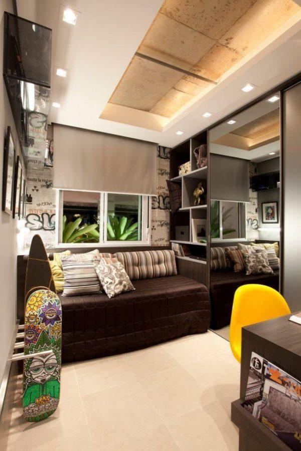 como-decorar-habitaciones-juveniles-graffiti-hoylowcost